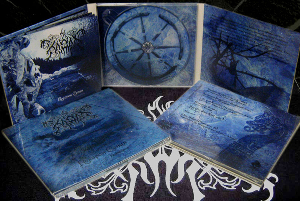FIMBULVINTER digipack is released by PURITY THROUGH FIRE