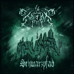 Kroda - Schwarzpfad DLP released by PURITY THROUGH FIRE