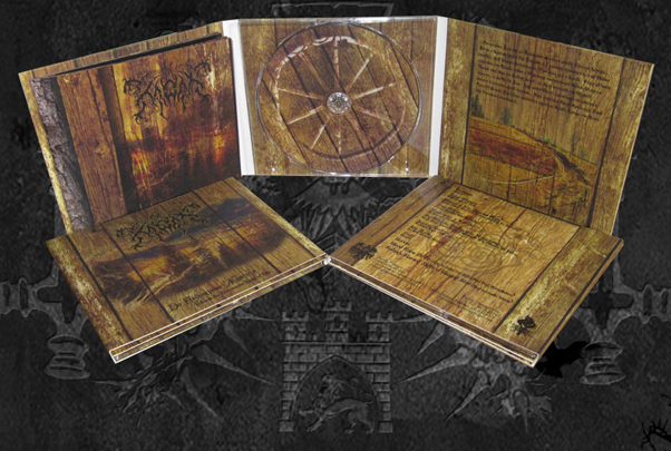 Towards the firmaments verge of life Digipak CD is released by PURITY THROUGH FIRE
